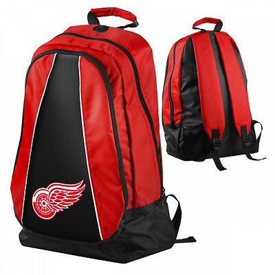 NHL Eishockey DETROIT RED WINGS Sporttasche Tasche Rucksack Backpack AdultCore