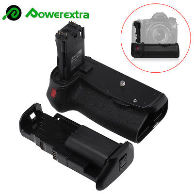 Battery Grip for Canon EOS 70D 80D BG-E14 DSLR Camera + Universal IR Remote