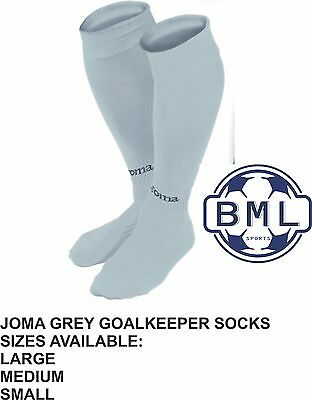 JOMA FOOTBALL SOCKS  - GREY - 3 sizes available