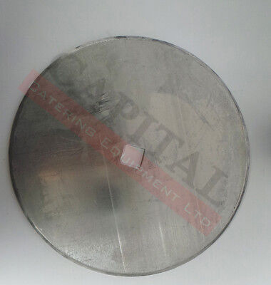 200mm Doner Kebab Machine Skewer Disk Aluminium Plate