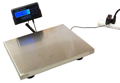 New Digital Postal Scale+flexible cord LCD display,130lbs capacity,shipping tool