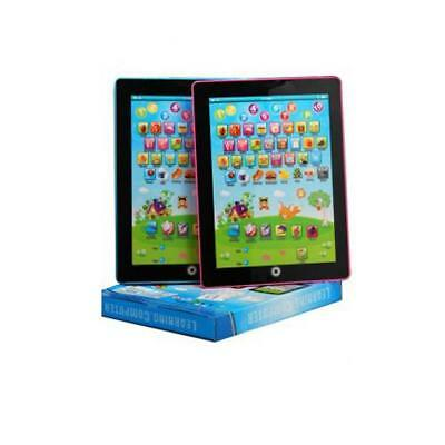 Learning Tablet For Kids in Blue, Pink