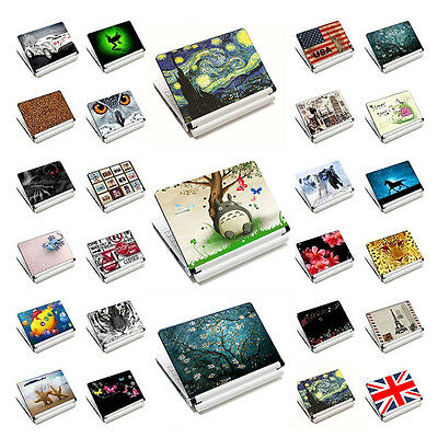 "Many Design15.6"" Universal Laptop Skin Cover Sticker Decal For HP Acer Dell ASUS"