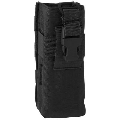 Flyye Army Combat PRC 148 MBITR Radio Pouch MOLLE Modular Airsoft Tactical Black