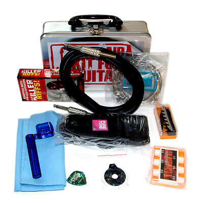 First Aid Kit For Guitar Electric - Wise Publication - AM987030 - 9781846099267