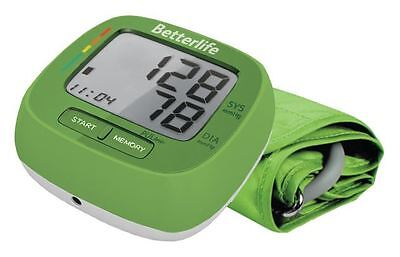 Betterlife Digital Upper Arm Blood Pressure Monitor Home BPM Monitor