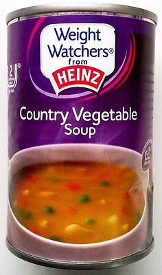 Weight Watchers from Heinz Country Vegetable Soup - 6 x 295gm