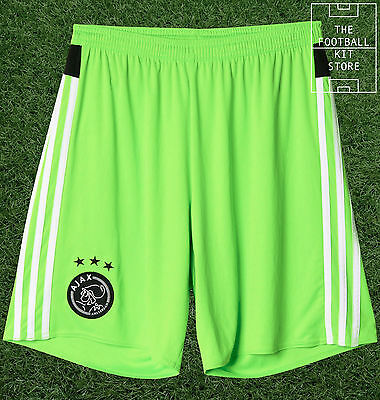 Ajax Away Shorts - Official Adidas Football Shorts - Mens - All Sizes