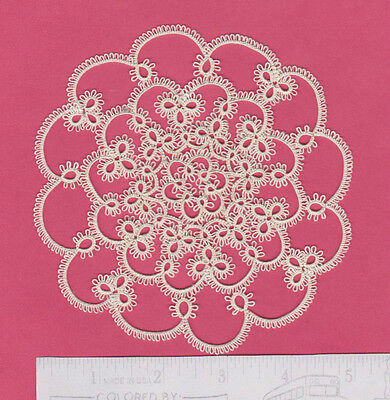 My Lacey Extended to 5-Inch Diameter DOILY Ready-Made or CUSTOM