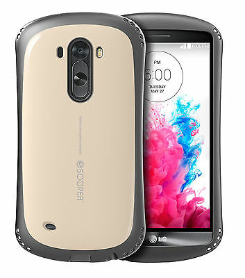 Hybrid 360° Shock Proof Heavy Duty Air Cushion Drop Protect Cover Case For LG G3