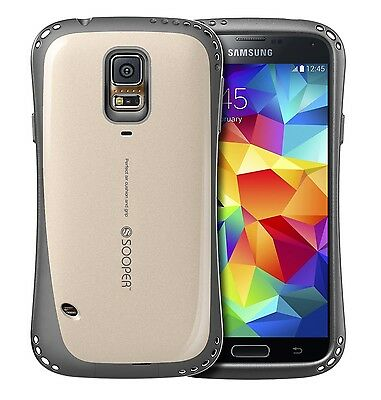 Hybrid 360° Shock Proof Heavy Duty Drop Protect Cover Case For Samsung Galaxy S5