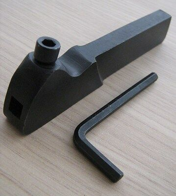 "TURNING TOOL HOLDER 5/16 INCH + 1 TOOL BIT 5/16"" x 3"" (suitable) Lathe"