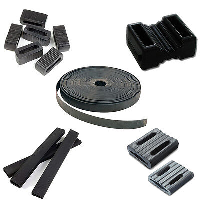 Rubber Tree Strapping Spacers & Cushions For Tree Ties Plant Support Protection