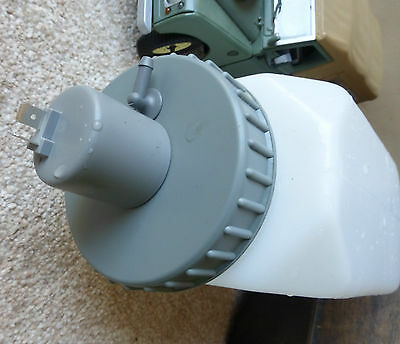 Series 2a Land Rover Trico Electric Windscreen Washer Pump & Bottle Repro