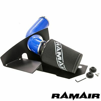Ramair Cone Air Filter Induction Intake Kit in Blue - 2.0 TSI EA888 GTI MK6 FR