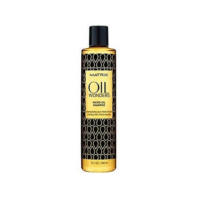 MATRIX Oil Wonders SHAMPOOING 300ml shampooing DONNE NUTRITION SOUPLESSE CHEVEUX