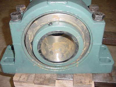 """New Dodge Style TAF Bearing 4 15/16"""" Pillow Block PN 037616 Tappered Roller"""