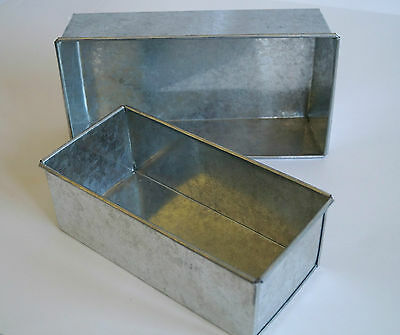 Bakers Loaf Tins - Buy a 2lb Tin and Get a 1lb Tin FREE, Bread, Cake, Christmas