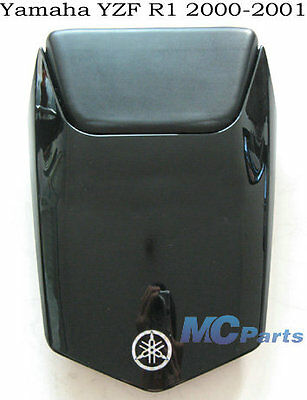 ABS Solo Rear Seat Cover cowl Fairing For Yamaha YZF-R1 2000-2001 Black 00-01 GP