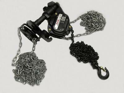 0.5T 6M Combination Chain Hoist Block And Geared Trolley - 500KG Lift Tackle
