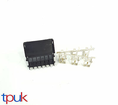 Escort Mk3 Mk4 Sierra Mk1 Rear Lamp Bulb Holder Connector Loom Plug Brand New