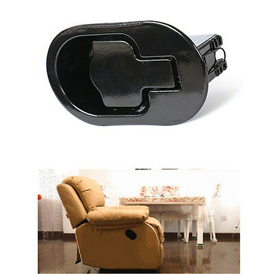 Pro Sofa Recliner Release Pull Handle Part Black Longer End Cable Fits Funiture