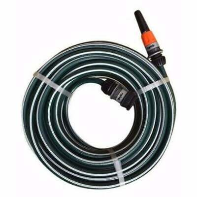 30M Durable Garden Water Hose with Nylex Fittings MADE IN AUSTRALIA!