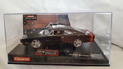 Carrera Evolution 27144 Dodge Charger 500 Street Edition New Boxed