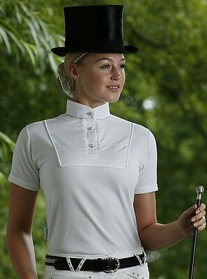 Teque-Style Crystal Couture Royale Performer Shirt