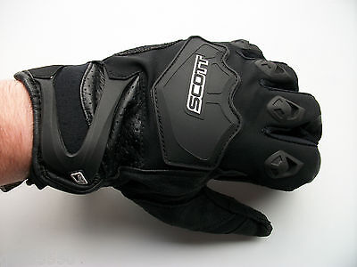 New Scott Sre Armour Motocross Enduro Supermoto Gloves Road Mtb Dh Xcf Crf Xr Yz
