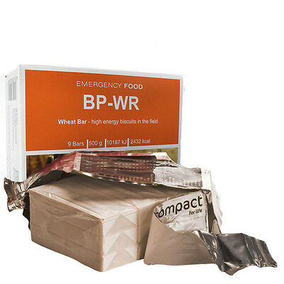 48H Emergency Food Ration MRE BP-WR 500g Prepper Survival Outdoor