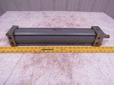 "3-1/4"" Bore 17"" Stroke Pneumatic Air  Tie Rod Cylinder"