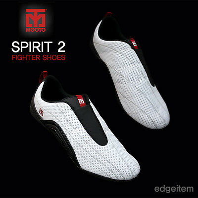 MOOTO Spirit 2 (S2) Shoes Taekwondo Footwear TKD Fighter Shoes