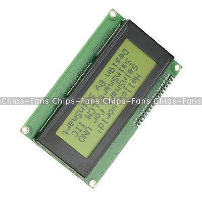 3.3V 20x4 Character LCD Module Display,HD44780,High Contrast,Wide View,Arduino