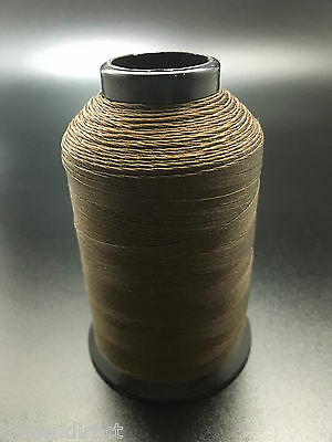 4oz Caribbean Blue T70 1500 Yards Bonded Polyester Sewing Thread #69 Fabric P46