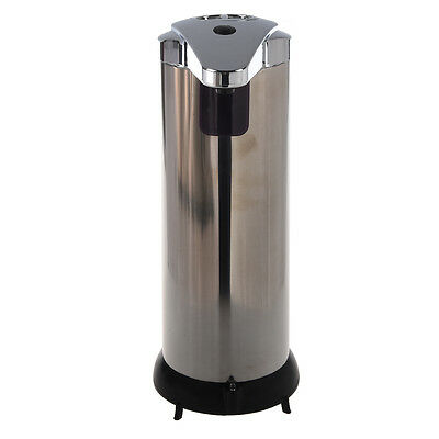 Non-Contact Automatic stainless steel Sensor Soap Shampoo Dispenser FlyP
