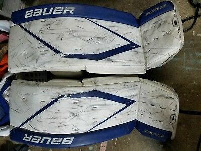 Bauer Supreme One60 Senior Ice Hockey Goalie Pads