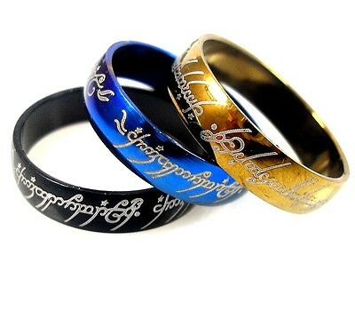 36x Mix Fashion stainless steel rings 6mm band fashion rings lots wholesale