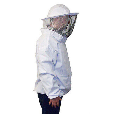 Protective 2016 Jacket Veil Pull Smock Equipment Hat Suit With Dress Beekeeping