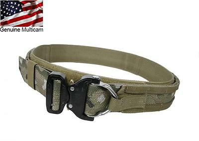 Genuine Multicam Austri Alpin Buckle 1.75 inch Fighter Tactical Belt (Med)