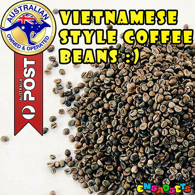 Super Duper Vietnamese Style Coffee Beans 250g Delivered