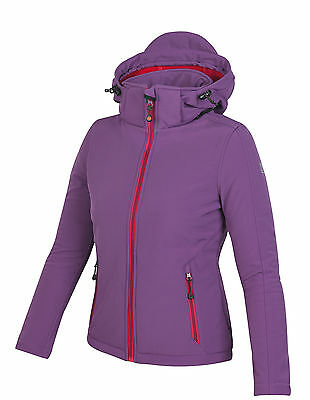 Smart Living Outdoor Brf15ww10 Softshell Woman BREKKA Trendy Giacca Invernale