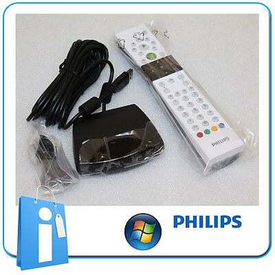 Mando a Distancia HTPC Media Center MCE Philips RC197 +Receptor - Remote Control