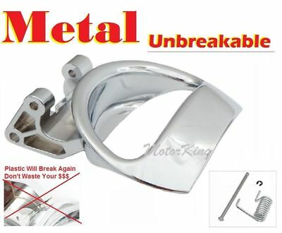 Metal Door Handle For Chevy HHR Front or Rear LH Driver Inside Inner RK2003