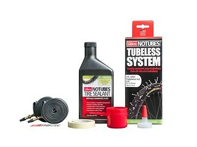 Stans NoTubes Cross Country 29er Tubeless Conversion Kit