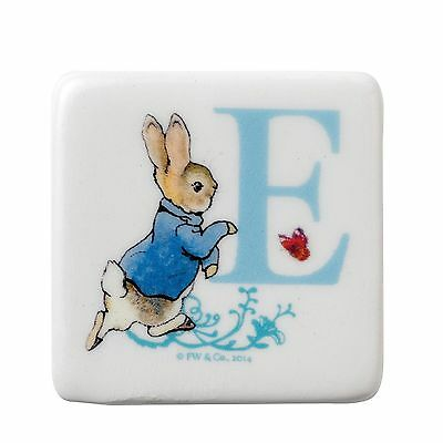 Beatrix Potter A27261 Magnet Letter E Peter Rabbit