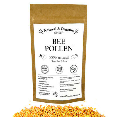 100% Natural - BEE POLLEN - Natural & Organic Shop (SPECIAL OFFER up to 30% OFF)