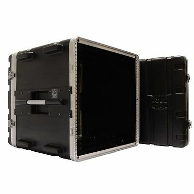 FLY CASE ABS 10 U type SKB 10U 10 unités flight case