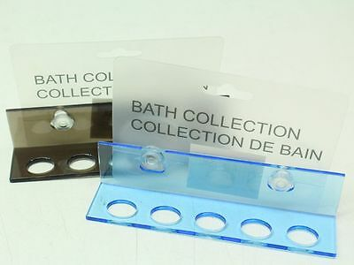 NEW Wholesale 12 x Toothbrush Holders With Suction Cups - Free Delivery