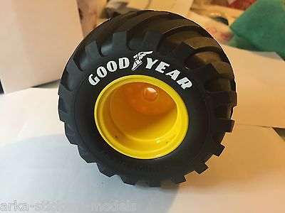 TAMIYA 1/12 LUNCH BOX stickers for tyres GOOD YEAR - 58063 58546 Pumpkin Willy
